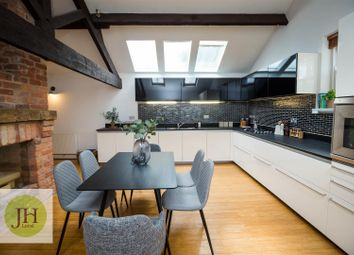 Thumbnail 3 bed barn conversion for sale in Mill Lane, Alderley Edge