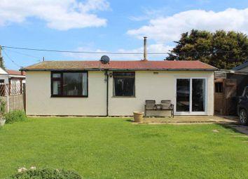 Thumbnail 2 bed detached bungalow for sale in Cross Lane, Bush Estate, Eccles-On-Sea, Norwich