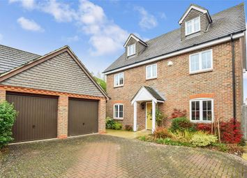 Thumbnail 5 bed detached house for sale in Walhatch Close, Forest Row, East Sussex