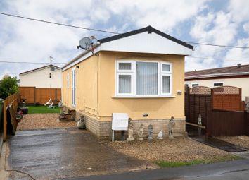 Thumbnail 1 bed mobile/park home for sale in Staverton Park, Staverton, Cheltenham