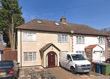 Thumbnail 3 bed flat to rent in Buckingham Road, Canons Park, Harrow