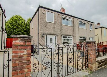 Thumbnail 3 bed semi-detached house for sale in Leamington Avenue, Burnley, Lancashire
