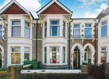 Thumbnail 3 bed terraced house for sale in Llanishen Street, Cardiff, Caerdydd