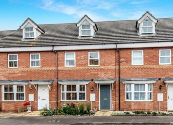 Thumbnail 4 bed terraced house for sale in Sandleford Drive, Elstow, Bedford, Bedfordshire