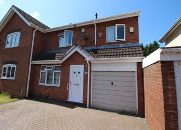 Thumbnail 3 bedroom semi-detached house for sale in Yew Street, Wolverhampton