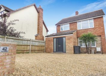 Thumbnail 4 bed detached house for sale in New Street, Shefford