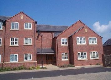 Thumbnail 2 bed flat to rent in Brookfield Court, Stratford Upon Avon