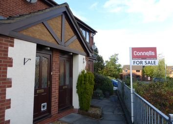 Thumbnail 1 bed maisonette for sale in Sandpiper Close, Hednesford, Cannock