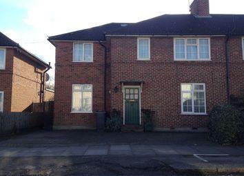 Thumbnail 3 bed semi-detached house to rent in Gervase Road, Burnt Oak, Edgware
