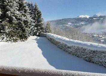Thumbnail Land for sale in Les Gets, Haute-Savoie, Rhône-Alpes, France