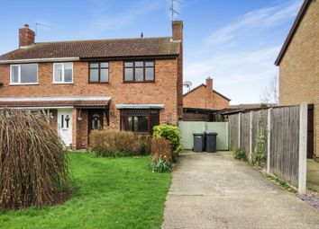 Thumbnail 3 bed semi-detached house for sale in The Hurn, Digby, Lincoln