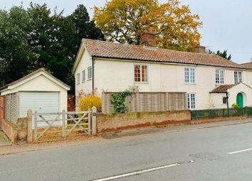 Thumbnail 3 bed cottage for sale in The Fairland, Hingham, Norwich
