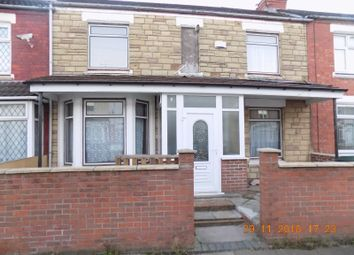 Thumbnail 3 bed terraced house for sale in Queen Marys Road, Coventry
