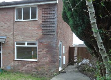 Thumbnail 2 bed semi-detached house to rent in Hedgemoor, Brackla