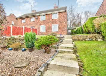 Thumbnail 2 bed semi-detached house for sale in Grange Road, Beighton, Sheffield