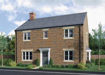 "Thumbnail 4 bed detached house for sale in ""Stevenson"" at Ellison Drive, Banbury"