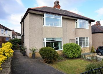 Thumbnail 2 bed semi-detached house for sale in Castlemore Road, Baildon