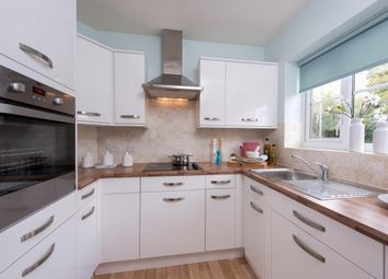 Thumbnail 1 bed flat for sale in Kingston Avenue, Leatherhead, Surrey