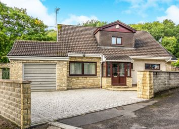 Thumbnail 3 bed detached house for sale in Romilly Park Road, Barry