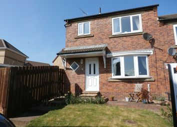 Thumbnail 3 bed semi-detached house to rent in Coopers Close, Alnwick