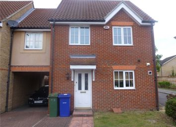 Thumbnail 3 bed end terrace house to rent in Plymouth Road, Grays, Essex
