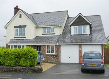 Thumbnail 5 bed detached house for sale in The Willows, Chilsworthy, Holsworthy