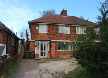Thumbnail 3 bed semi-detached house to rent in Abbeyfield Road, Birmingham