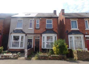 Thumbnail 3 bed terraced house for sale in Noel Street, Forest Fields, Nottingham, Nottinghamshire
