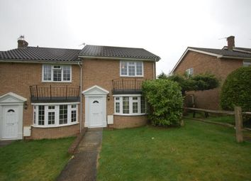Thumbnail 2 bed end terrace house for sale in Tower Ride, Uckfield, East Sussex