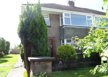Thumbnail 3 bed semi-detached house for sale in Pineway, Fulwood, Preston