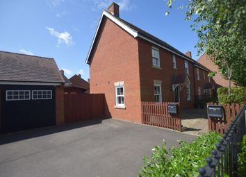 Thumbnail 3 bed semi-detached house for sale in Swan Road, Wixams, Bedford