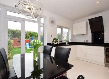 Thumbnail 3 bedroom semi-detached house for sale in Cottesmore Avenue, Clayhall, Ilford, Essex