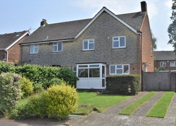 Thumbnail 3 bed semi-detached house for sale in Fallowfield, Chatham
