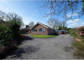 Thumbnail 3 bed bungalow for sale in Staplewood Lane, Southampton