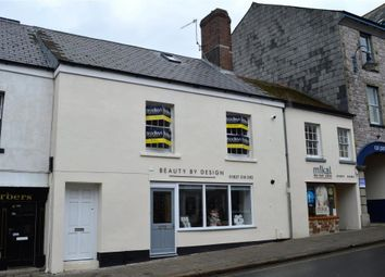Thumbnail 3 bed flat for sale in East Street, Okehampton, Devon