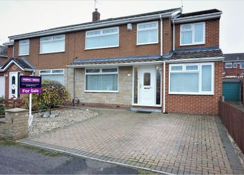 Thumbnail 4 bedroom semi-detached house for sale in Kingcraft Road, Middlesbrough