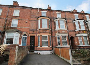 Thumbnail 3 bed terraced house for sale in Burnham Street, Nottingham