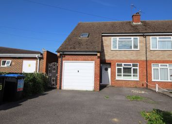 Thumbnail 5 bed semi-detached house for sale in Spring Rise, Egham, Surrey