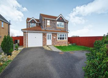 Thumbnail 3 bed detached house for sale in Merrills Way, Ingoldmells, Skegness