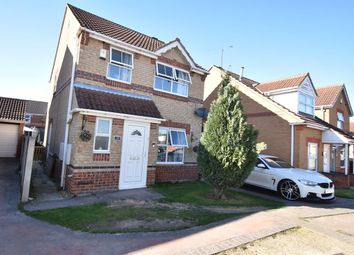 Thumbnail 3 bed detached house for sale in Foxhunters Way, South Elmsall, Pontefract