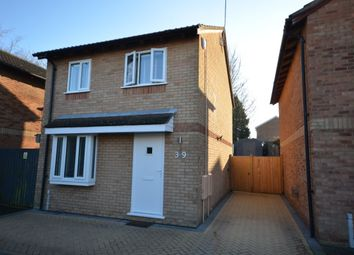 3 bed detached house for sale in Oakleigh Drive, Duston, Northampton NN5