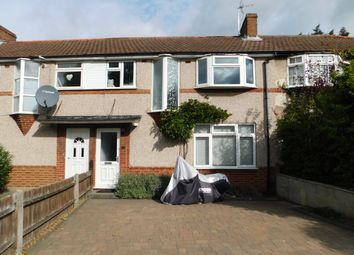 Thumbnail 3 bed terraced house for sale in Warren Road, Whitton