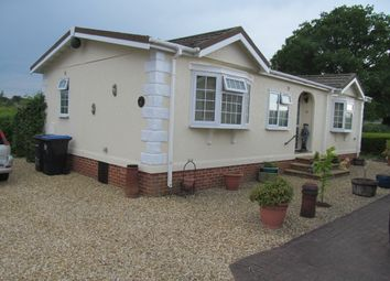 Thumbnail 2 bed mobile/park home for sale in Bramfield Park (Ref 5908), Lubenham, Market Harborough, Leicestershire