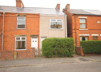 Thumbnail 2 bedroom terraced house for sale in Henry Street, Grassmoor, Chesterfield