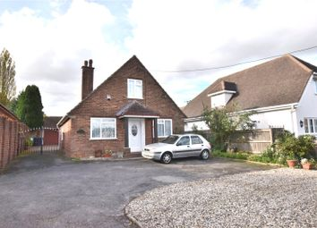 Thumbnail 4 bed detached bungalow for sale in Bush End, Takeley, Bishop's Stortford