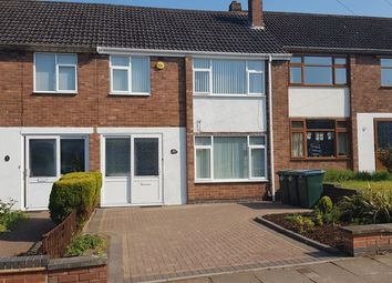 Thumbnail 4 bedroom terraced house to rent in 4 Bedroom, Unfurnished, Terrace House, Princethorpe Way, Coventry