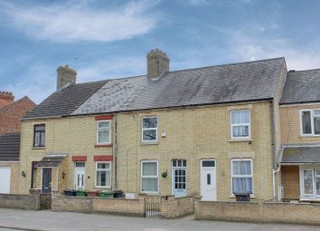 Thumbnail 3 bedroom terraced house to rent in Elmfield Road, Peterborough, Cambridgeshire