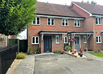 Thumbnail 2 bed end terrace house for sale in The Lindens, Mytchett, Camberley, Surrey