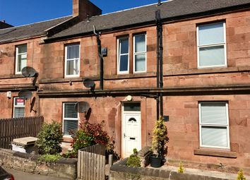 Thumbnail 1 bed flat for sale in Langside Road, Bothwell