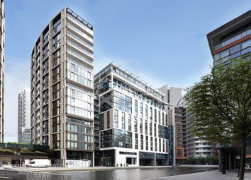 Thumbnail 4 bed flat to rent in 4B Merchant Square, Harbet Road, Paddington